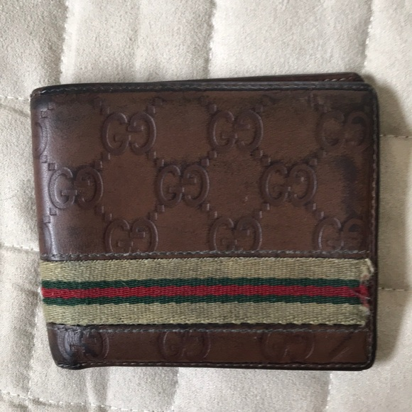 Gucci Other - Authentic Mens Gucci Wallet